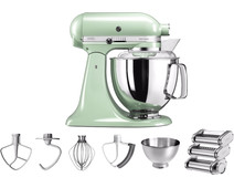 KitchenAid Artisan Mixer 5KSM175PS Pistachio + Pastarola set