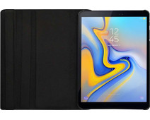 Just in Case Samsung Galaxy Tab A 10.5 Rotating 360 Case Black
