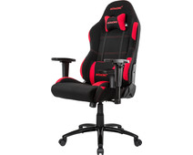 AKRacing, Gaming Chair Core EX Wide -  Zwart / Rood