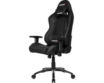 AKRacing, Gaming Chair Core SX - PU Leather Black