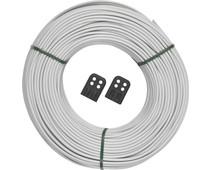 Brabantia Clothesline 65 meters White