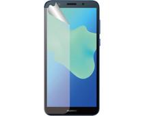 Azuri Huawei Y5 (2018) Screen Protector Plastic Duo Pack
