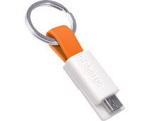 InCharge Micro-USB Cable 3,8cm Orange
