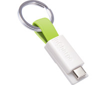 InCharge USB-C Cable 3,8cm Lime Green
