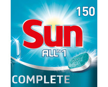 Sun Dishwashing tablets All-in-1 Normal - 150 pieces