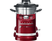 KitchenAid Artisan Cook Processor Apple Red