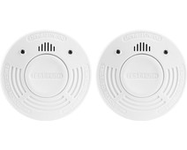 Alecto SA-120 Smoke Detector 2 Units (10 years)