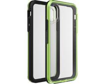 Lifeproof Slam Apple iPhone Xs Back Cover Groen