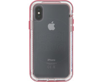 Lifeproof Next Apple iPhone Xs Back Cover Roze