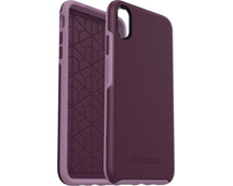 Otterbox Symmetry Apple iPhone Xs Max Back Cover Purple