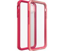 Lifeproof Slam Apple iPhone XS Max Back Cover Roze