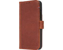 Decoded Leather Card Wallet Apple iPhone Xr Book Case Bruin