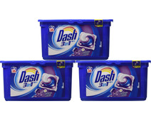 Dash 3in1 pods with lavender - 3 pieces