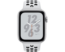 Apple Watch Series 4 44mm Nike+ Silver Aluminum/Sport Band
