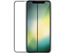 Azuri Case Friendly Apple iPhone 11 / Xr Screenprotector Glas Zwart