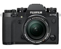Fujifilm X-T3 Black + XF 18-55mm f / 2.8-4.0 R LM OIS