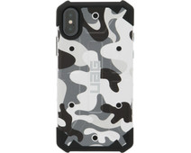 UAG Pathfinder Camo Apple iPhone X Back Cover Wit