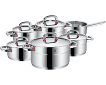 WMF Premium One Cookware Set 6-piece