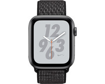 Apple Watch Series 4 44mm Nike+ Space Gray Aluminum/Nylon Sport Band