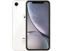 Apple iPhone Xr 128 GB Wit