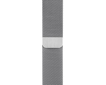 Apple Watch 38/40mm Watch Strap Milanese Silver