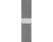 Apple Watch 42/44mm Watch Strap Milanese Silver