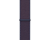 Apple Watch 44mm Nylon Sport Loop Watchband Indigo