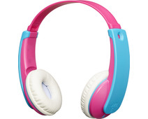 JVC HA-KD9BT Pink / Blue