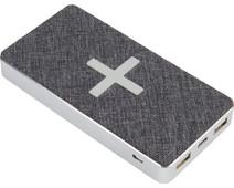Xtorm Power Bank Wireless QI 8,000mAh Wave Gray