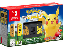 Nintendo Switch Pokemon Let's Go Pikachu Bundel