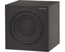 Bowers & Wilkins ASW608 Zwart