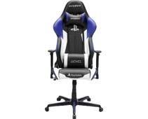 DXRacer Racing Gaming Chair PlayStation Edition Blauw/Zwart/Wit