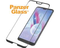 PanzerGlass Huawei P20 Black Screen Protector Glass