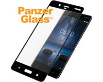 PanzerGlass Screenprotector Nokia 8 Zwart