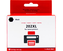 Pixeljet 202XL Cartridges Black