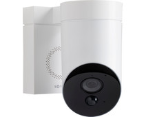 Somfy Outdoor Camera White