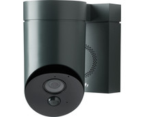 Somfy Outdoorcamera Zwart