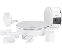 Somfy Home Alarm + Indoor Camera White