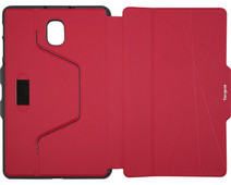 """Targus Click-In Samsung Galaxy Tab A 10.5 """"(2018) Tablet sleeve Red"""