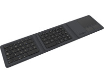 Zagg Trifold Wireless Bluetooth Keyboard with Touchpad QWERTY