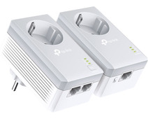 TP-Link PA4022P KIT No WiFi 600Mbps 2 adapters
