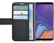 Azuri Wallet Magneet Samsung Galaxy A9 Book Case Zwart