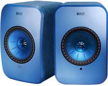 KEF LSX Wireless Stereo System Blue