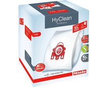 Miele xl-pack Hyclean 3D FJM + Hepafilter