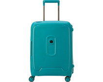 Delsey Moncey Slim Cabin Size Trolley 55cm Green