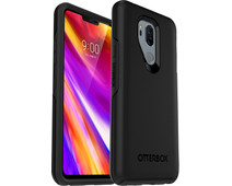 Otterbox Symmetry LG G7 Back Cover Black