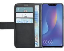 Azuri Wallet Magneet Huawei P Smart Plus Book Case Zwart
