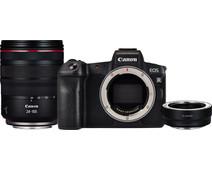 Canon EOS R + EF-EOS R Adapter + RF 24-105mm f/4L IS USM
