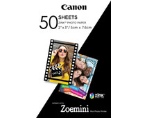 Canon ZINK Photo paper (50 sheets)