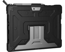 UAG Metropolis Microsoft Surface Go Book Case Black